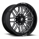 FUEL Ignite D662 wheel