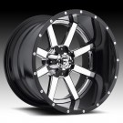 FUEL Maverick D260 wheel