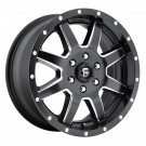 FUEL Maverick Dualie Front D538 wheel