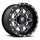 FUEL Maverick UTV D538 wheel