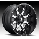 FUEL Nutz D541 wheel