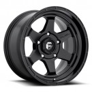 FUEL Shok D664 wheel