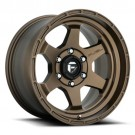 FUEL Shok D666 wheel