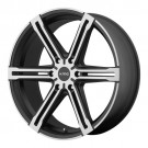 KMC Wheels Faction wheel