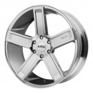 KMC Wheels KM702 DUECE wheel