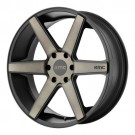 KMC Wheels KM704 DISTRICT TRUCK wheel