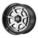 KMC Wheels XD824 BONES wheel