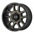 KMC Wheels XD828 DELTA wheel