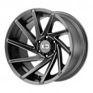 KMC Wheels XD834 CYCLONE wheel