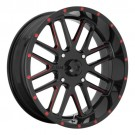 Msa Offroad Wheels BANDIT wheel
