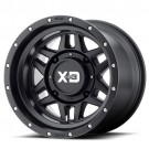 XD Series XS128 Machete wheel