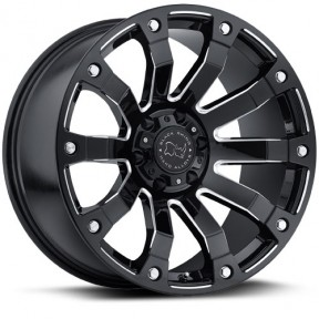 Black Rhino Selkirk wheel