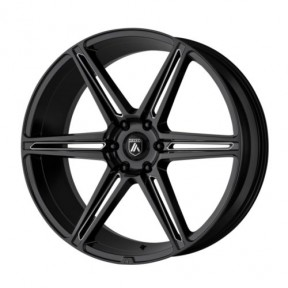 Asanti Black ALPHA 6 wheel