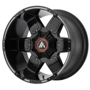 Asanti Off Road AB811 WARTHOG wheel