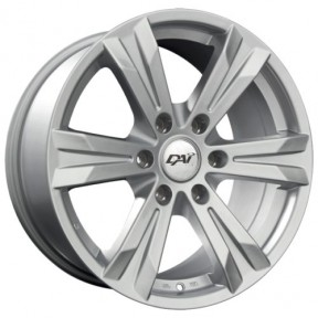 Dai Alloys Concept 6 wheel