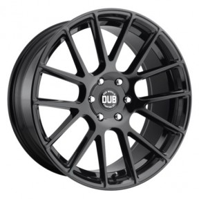 DUB LUXE S205 wheel