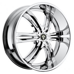 DUB Phase S107 wheel