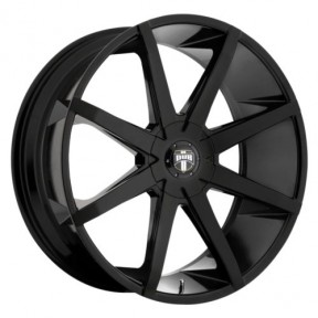 DUB Push S110 wheel