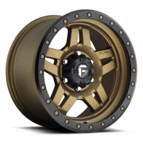 FUEL ANZA 4+3 D583 wheel