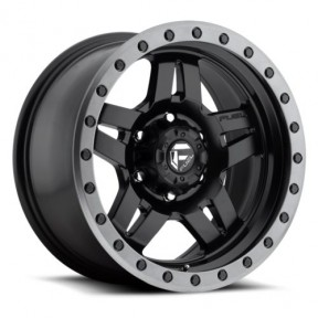 FUEL ANZA 5+2 D557 wheel