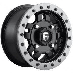 FUEL ANZA BL - OFF ROAD ONLY wheel