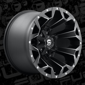FUEL Assault D546 XL wheel