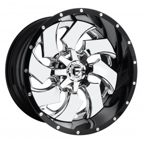 FUEL Cleaver D240 wheel