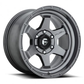 FUEL Shok D665 wheel