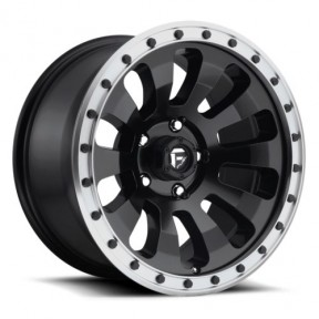 FUEL Tactic D629 wheel