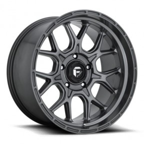 FUEL Tech D672 wheel