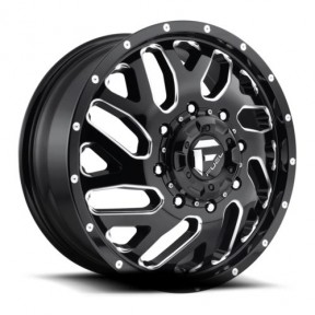 FUEL Triton Dually Front D581 wheel