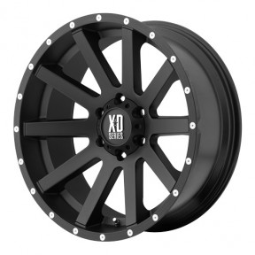 KMC Wheels Heist wheel