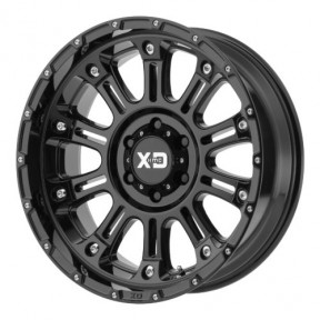 XD Series By Kmc Wheels XD829 HOSS II wheel