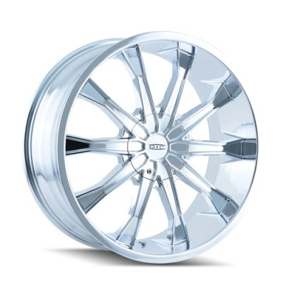 Dip D99 Mortar Chrome wheel (20X8.5, 6x139.7, 108.1, 18 offset)