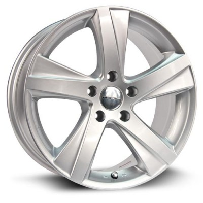 RTX Wheels Akina Silver wheel (17X8, 5x114.3, 60.1, 45 offset)