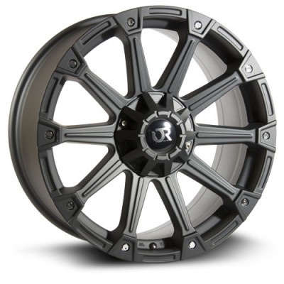 RTX Wheels Dune Matte Black wheel (20X9, 6x135/139.7, 87, 25 offset)