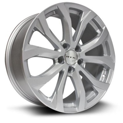 RTX Wheels Hesse Silver wheel (17X7.5, 5x112, 66.6, 45 offset)