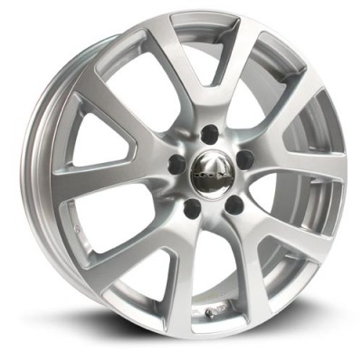RTX Wheels Kobe Silver wheel (17X6.5, 5x114.3, 66.1, 45 offset)