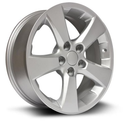 RTX Wheels Kyushu Silver wheel (17X6.5, 5x114.3, 60, 35 offset)