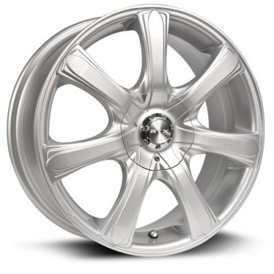 RTX Wheels S7, Argent/Silver, 16X7, 5x110/114.3 ( offset/deport 38), 73.1