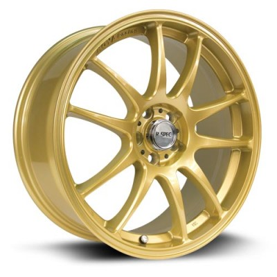 RTX Wheels Stag, Or/Gold, 17X8, 5x100/114.3 ( offset/deport 35), 73.1