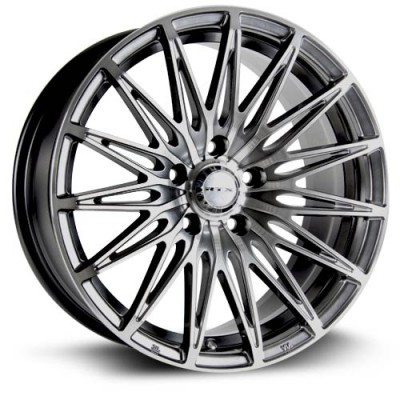 RTX Wheels Crystal Machine Black wheel (16X7, 5x108, 63.4, 38 offset)