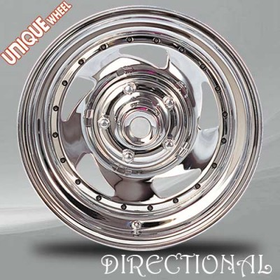 Unique Wheel Direct Chrome wheel (15X7, 5x120.7, 84, 6 offset)