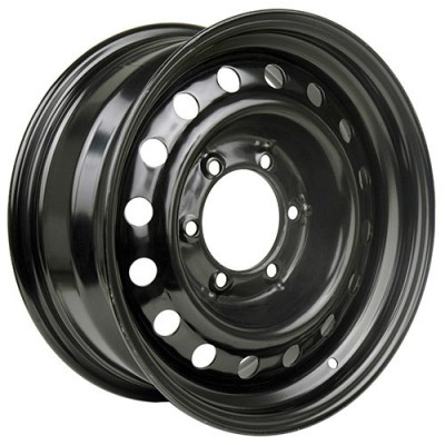 Macpek Steel Wheels Black wheel (16X7, 6x139.7, 110, 15 offset)