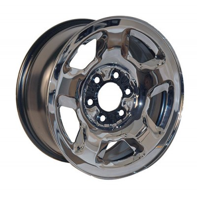 Macpek Steel Wheels Black wheel (17X7.5, 6x135, 87.1, 44 offset)