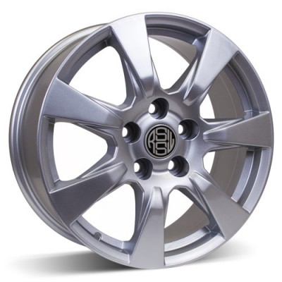 RSSW Iron Hyper Silver wheel (18X8, 5x127, 71.5, 53 offset)