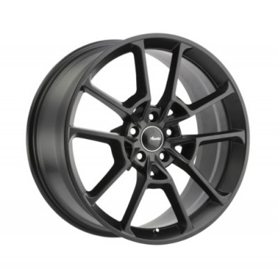 Advanti Advanti Racing Fury Matte Black wheel (19X9, 5x114.3, 73.1, 35 offset)