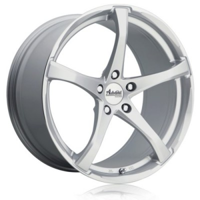 Advanti Denaro Silver wheel (17X7.0, 5x115, 73.1, 42 offset)