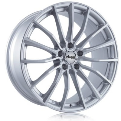 Advanti Lupo Silver wheel (15X6.5, 4x100, 73.1, 38 offset)