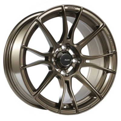 Advanti Storm S2 Matte Bronze wheel | 15X8.0, 4x100, 73.1, 25 offset